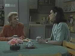 Helen Daniels, Dorothy Burke in Neighbours Episode 1838