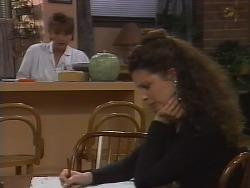 Pam Willis, Gaby Willis in Neighbours Episode 1839