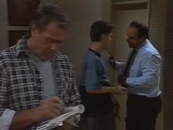 Doug Willis, Michael Martin, Philip Martin in Neighbours Episode 1839