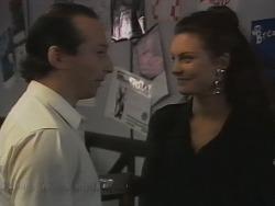 Alan Hunt, Gaby Willis in Neighbours Episode 1839