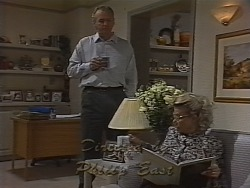 Jim Robinson, Helen Daniels in Neighbours Episode 1840