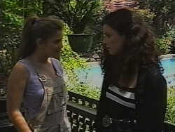 Beth Brennan, Gaby Willis in Neighbours Episode 1840