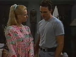 Phoebe Bright, Stephen Gottlieb in Neighbours Episode 1840
