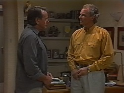 Doug Willis, Jim Robinson in Neighbours Episode 1840