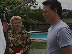 Helen Daniels, Stephen Gottlieb in Neighbours Episode 1840