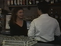 Gaby Willis, Bar Manager No. 2 in Neighbours Episode 1840