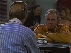 Cathy Alessi, Jim Robinson in Neighbours Episode 1840