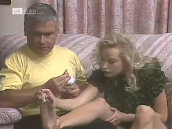 Lou Carpenter, Annalise Hartman in Neighbours Episode 1841
