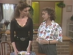 Gaby Willis, Pam Willis in Neighbours Episode 1841