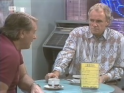 Doug Willis, Jim Robinson in Neighbours Episode 1841