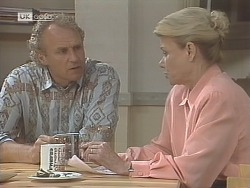 Jim Robinson, Helen Daniels in Neighbours Episode 1841