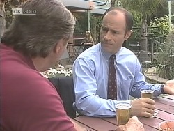 Doug Willis, Benito Alessi in Neighbours Episode 1841