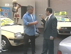 Lou Carpenter, Benito Alessi in Neighbours Episode 1842