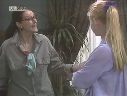 Dorothy Burke, Phoebe Bright in Neighbours Episode 1842
