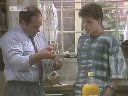 Philip Martin, Michael Martin in Neighbours Episode 1842