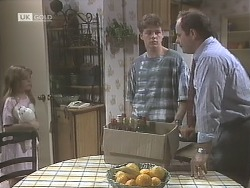 Hannah Martin, Michael Martin, Philip Martin in Neighbours Episode 1843
