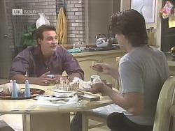 Stephen Gottlieb, Cameron Hudson in Neighbours Episode 1843