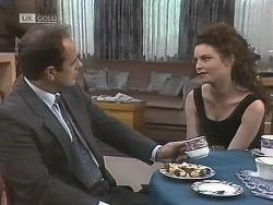 Philip Martin, Gaby Willis in Neighbours Episode 1844