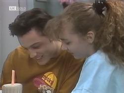 Rick Alessi, Debbie Martin in Neighbours Episode 1844