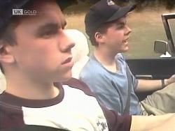 Jordan Farnsworth, Michael Martin in Neighbours Episode 1844