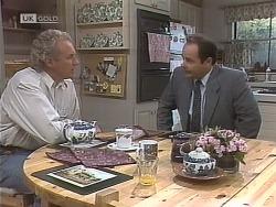 Jim Robinson, Philip Martin in Neighbours Episode 1844