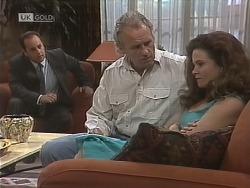 Philip Martin, Jim Robinson, Julie Robinson in Neighbours Episode 1844