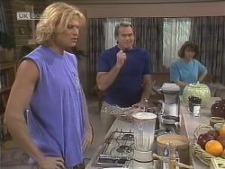 Brad Willis, Doug Willis, Pam Willis in Neighbours Episode 1844