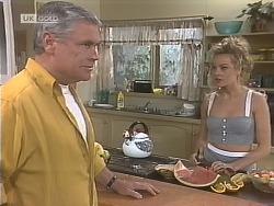Lou Carpenter, Annalise Hartman in Neighbours Episode 1845