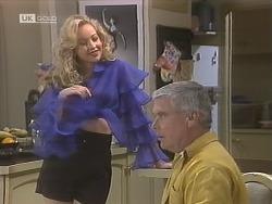 Annalise Hartman, Lou Carpenter in Neighbours Episode 1845