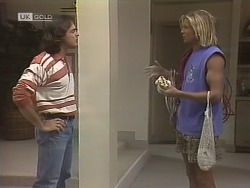 Wayne Duncan, Brad Willis in Neighbours Episode 1845