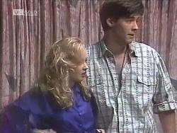 Annalise Hartman, Cliff Ritter in Neighbours Episode 1845