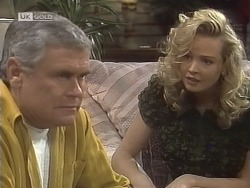 Lou Carpenter, Annalise Hartman in Neighbours Episode 1846