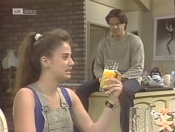 Beth Brennan, Cameron Hudson in Neighbours Episode 1846