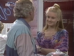 Jim Robinson, Phoebe Bright in Neighbours Episode 1846
