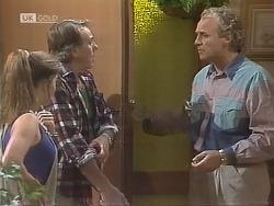 Beth Brennan, Doug Willis, Jim Robinson in Neighbours Episode 1846