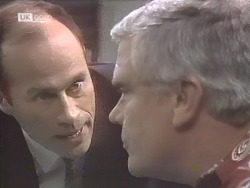 Benito Alessi, Lou Carpenter in Neighbours Episode 1846