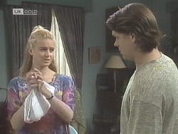 Phoebe Bright, Cameron Hudson in Neighbours Episode 1846
