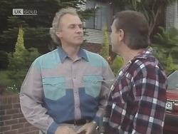 Jim Robinson, Doug Willis in Neighbours Episode 1846