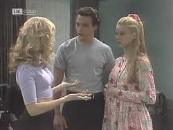 Annalise Hartman, Stephen Gottlieb, Phoebe Bright  in Neighbours Episode 1847