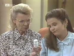 Helen Daniels, Julie Robinson in Neighbours Episode 1847
