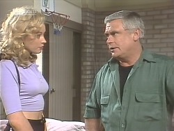 Annalise Hartman, Lou Carpenter in Neighbours Episode 1847