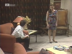 Michael Martin, Julie Martin  in Neighbours Episode 1847