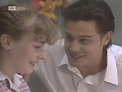 Debbie Martin, Rick Alessi in Neighbours Episode 1847