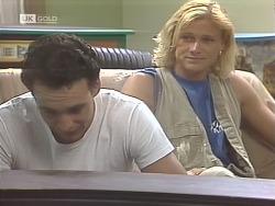 Stephen Gottlieb, Brad Willis in Neighbours Episode 1848