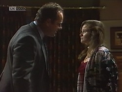 Philip Martin, Julie Robinson in Neighbours Episode 1850