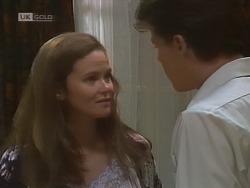 Julie Martin, Michael Martin in Neighbours Episode 1850