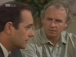 Philip Martin, Jim Robinson in Neighbours Episode 1850