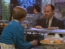 Cathy Alessi, Benito Alessi in Neighbours Episode 1851