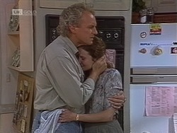 Jim Robinson, Julie Robinson in Neighbours Episode 1851