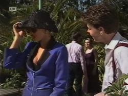 Annalise Hartman, Michael Martin in Neighbours Episode 1851
